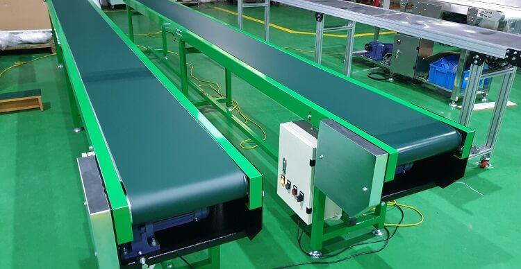 Bước Tiến - Đơn vị chuyên cung cấp băng tải chất lượng