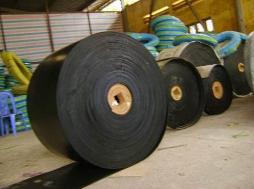 Băng tải cao su và những ứng dụng tuyệt vời trong sản xuất