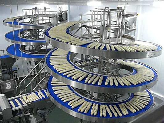 7 loại băng tải thông dụng trong công nghiệp
