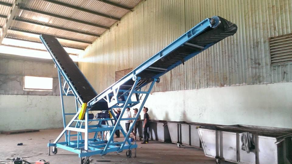 Băng tải cao su và địa chỉ sản xuất dây băng tải cao su uy tín
